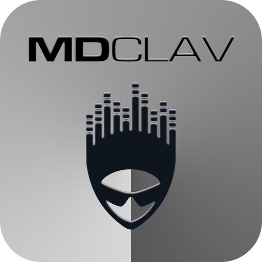 MDClav: Clavinova Controller