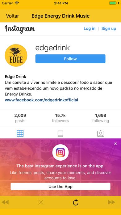 点击获取Edge Energy Drink Music