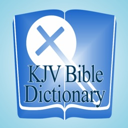 KJV Bible Dictionary Offline.
