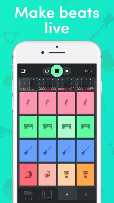 Beat Snap - Beat Maker Live app review
