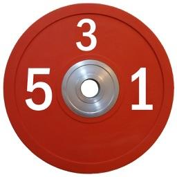 5/3/1 Workout logger - 531