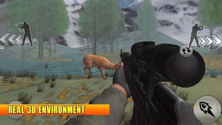 Modern Deer Shooting