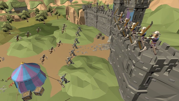 Medieval Skirmishes screenshot-1