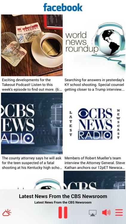CBS Radio News screenshot-4