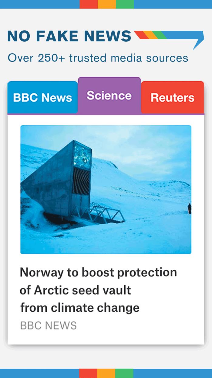 SmartNews Local Breaking News Screenshot