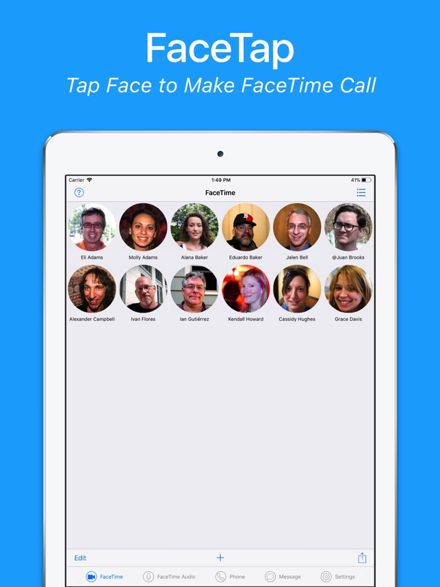 Free adult facetime