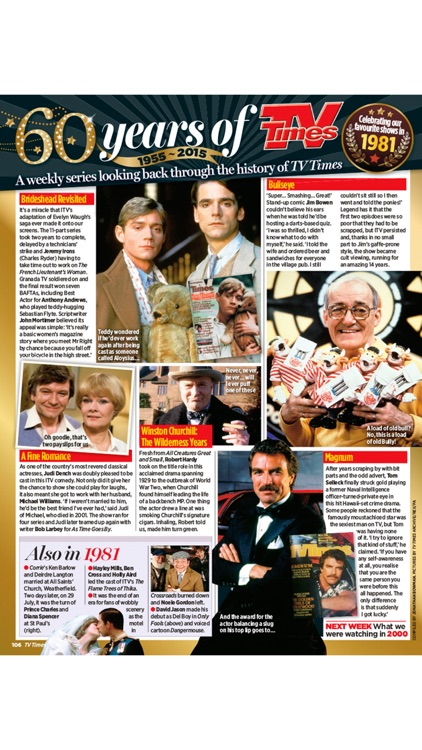 TV Times Magazine screenshot-3