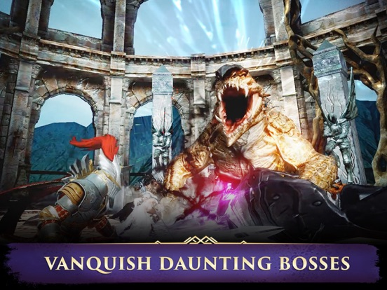 Darkness Rises: Adventure RPG-ipad-1