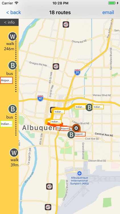 Albuquerque Public Transport Guide