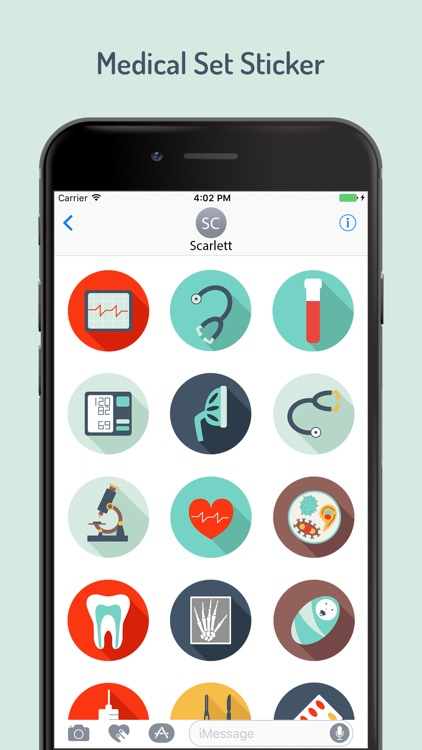 Medical Doctor Stickers