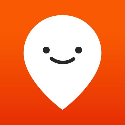 Moovit: Live Transit App app logo