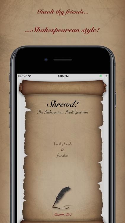 Shrewd! screenshot-0