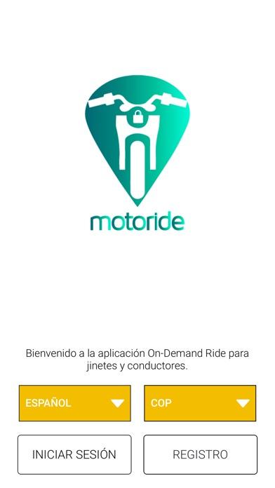 Motoride Driver