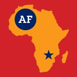 SuperFlash Africa - Countries, Capitals, Abbrv