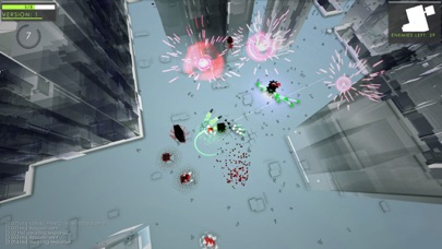Screenshot from ATOMINE