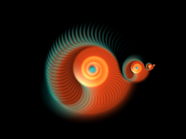 ‎Flux Vortex Screenshot