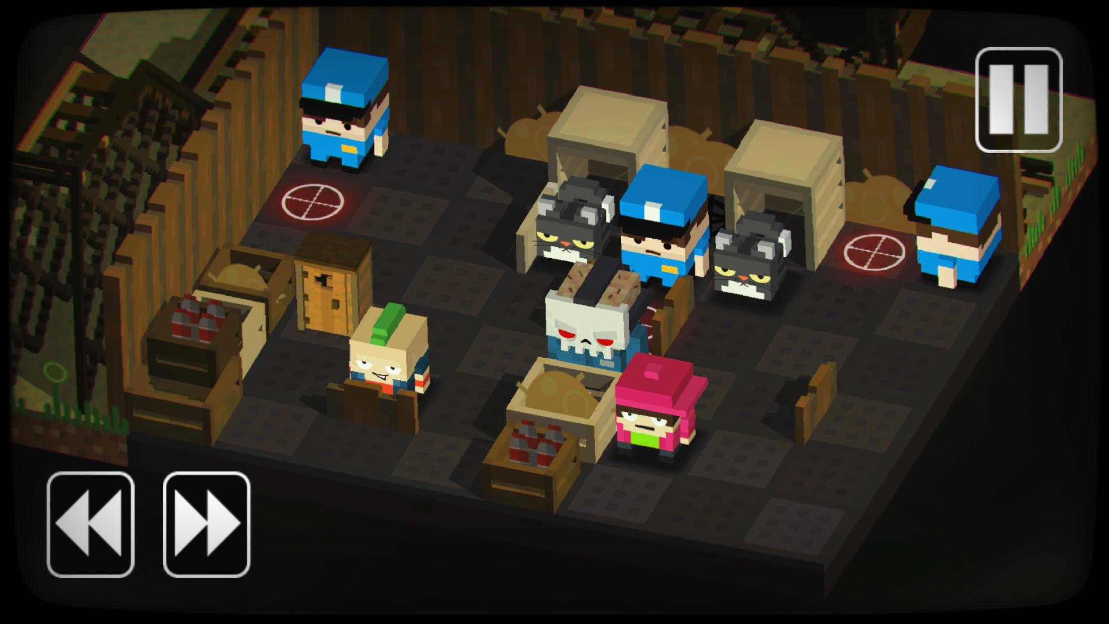 Screenshot do app Slayaway Camp