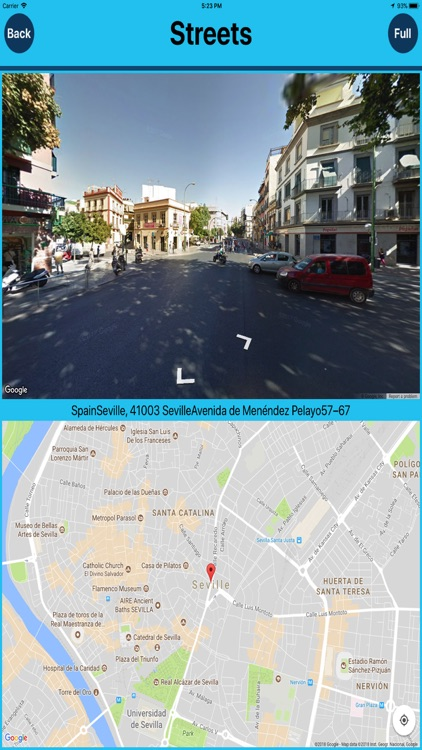 Seville Spain, Tourist Places screenshot-3