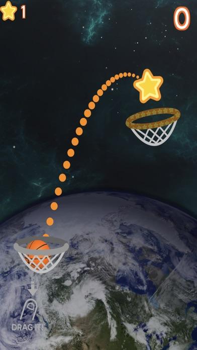 Basketball hight in the sky Screenshot 1