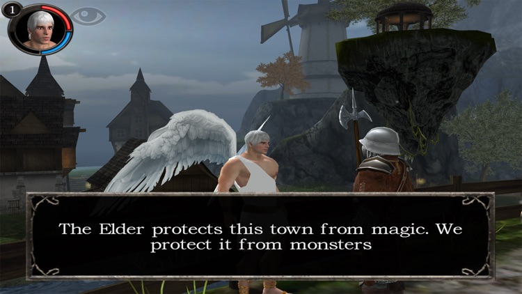 Angel Sword: 3D RPG screenshot-2