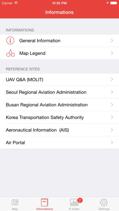 SafeFlight for UAV screenshot three