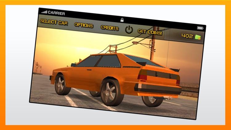 HighwaRacer : Racing In Car 3D screenshot-3