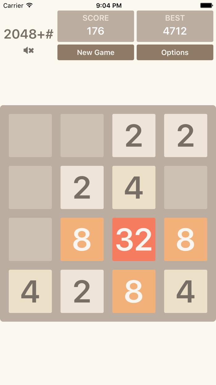 2048+# Screenshot