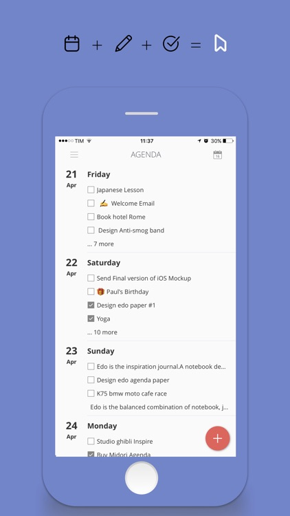 Edo Agenda screenshot-0