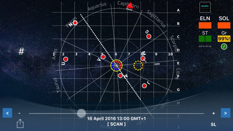 Quakescanner Space Weather App