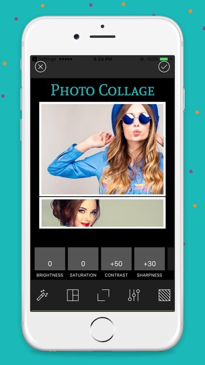Photo Collage- Editor