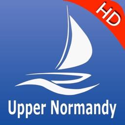 Upper Normandy GPS Charts Pro