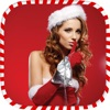 Christmas Makeup-Festival Photo Frames & Santa Hat - iPhoneアプリ