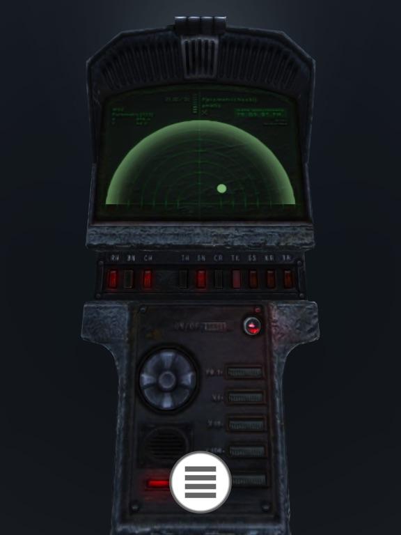 СТАЛКЕР все детекторы на iPad