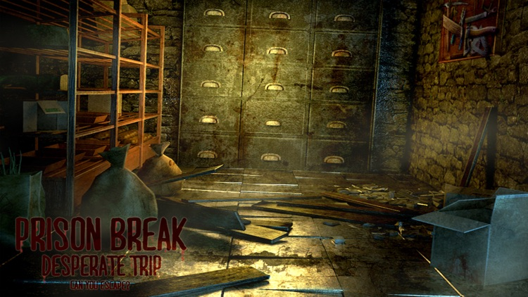 Room Escape: Prison Break