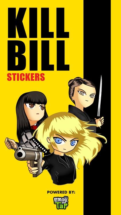 KILL BILL™ VOL I Emojis by Bare Tree Media Inc