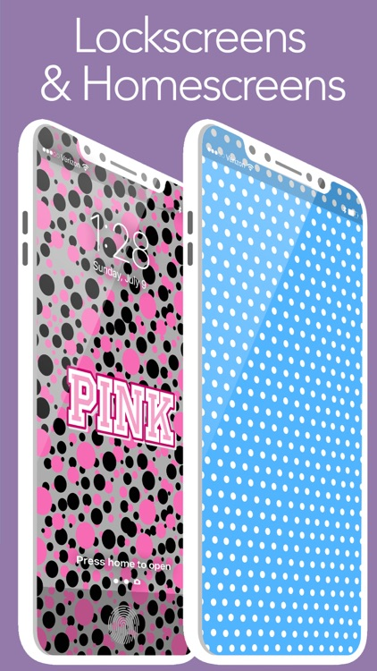 Polka Dot my Screen! Wallpaper & Backgrounds screenshot-3