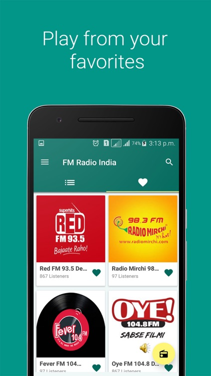FM Radio India All Stations by Ankit Malhotra