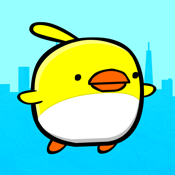 Cookie Bird in Flappy City FREE - Addicting & Cute Flying Games For Kids Boys & Girls icon