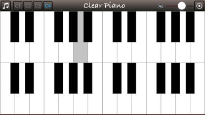 Clear Piano screenshot four