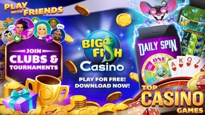 Big Fish Casino: Slots & Games app image
