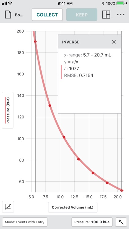 Vernier Graphical Analysis 4 screenshot-4