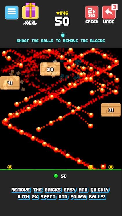 Smash King: Mobile Brick Breaker (Retro Game) screenshot-3