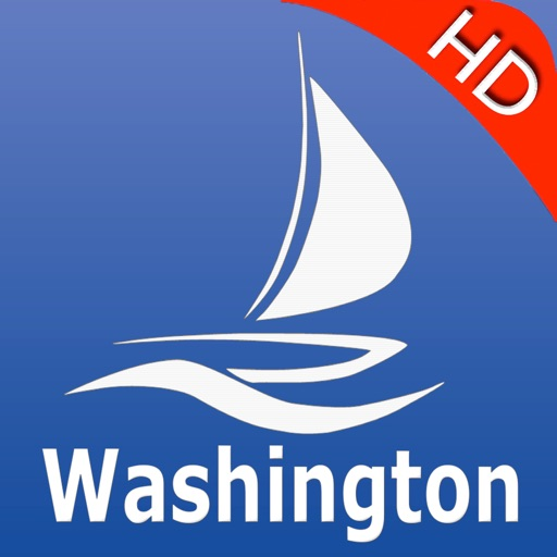 Washington Nautical Charts Pro