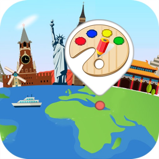 Paint World iOS App