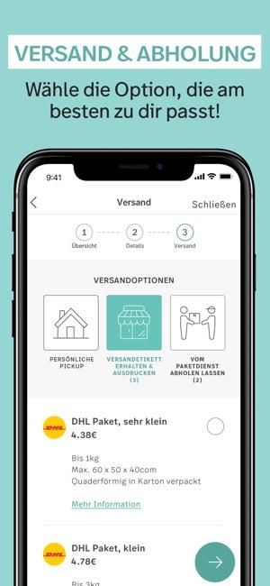 8a20ee95a00e6  gebraucht.de Kleinanzeigen im App Store