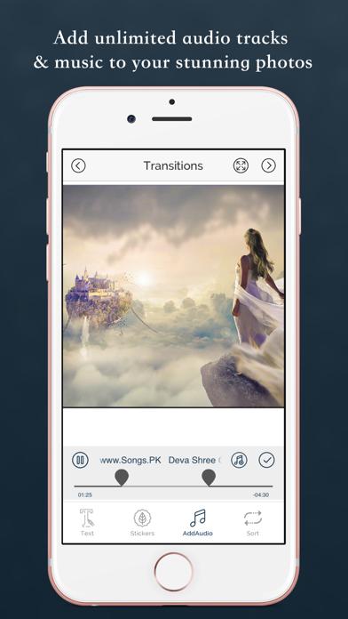SlideShow - Photo Animator screenshot three