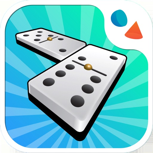 Dominoes Online Casual Arena application logo