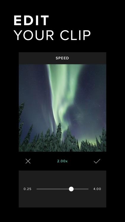 Carve Video Editor screenshot-3
