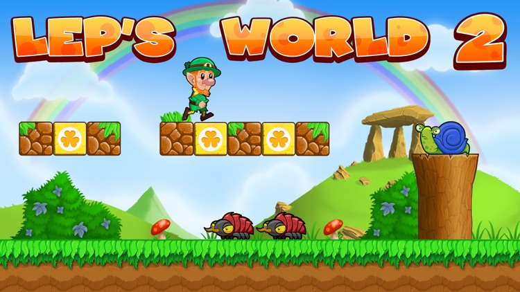 Lep's World 2 - Running Games screenshot-0