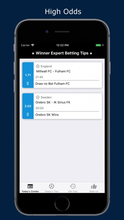 Winner Expert Soccer Tips by Burak Ozkan